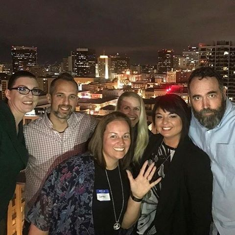 We're on top of the world at #SMMW17 https://t.co/wMlpTyMiU9