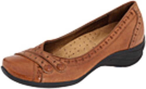 #fashion #shoes #running #free #style #giveaway #win Hush Puppies Burlesque Women's Dress Shoes (9 W in Tan Leather) #rt