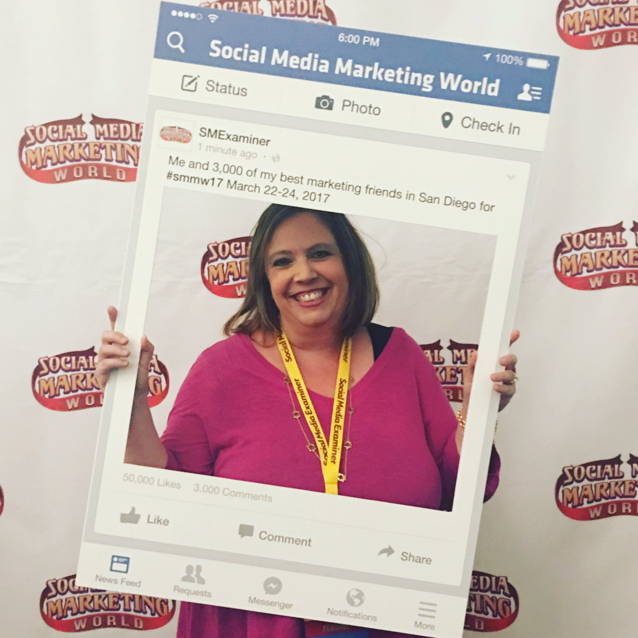 Big thanks to @Mike_Stelzner @Phil_Mershon and the entire #SMMW17 team for putting on another stellar event. Honored to be a part of it! https://t.co/fztDs2kQW9