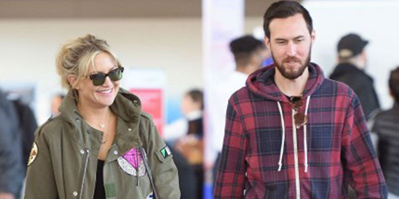 Kate Hudson travels to N.Y.C. with new man Danny Fujikawa