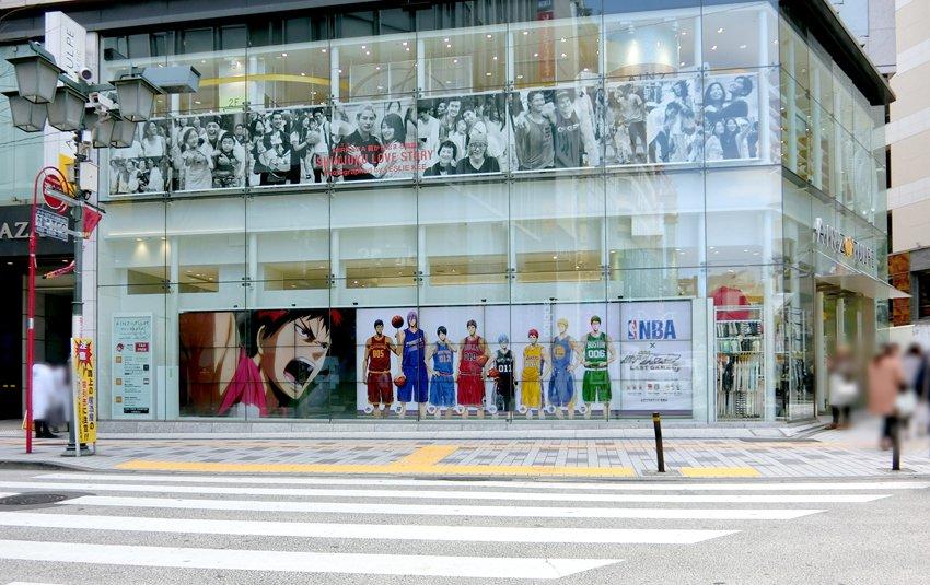 アインズ&トルペ新宿東口マルチビジョンに広告を掲出中です!9時~22時(予定)のあいだ、毎時10分、25分、40分前後に