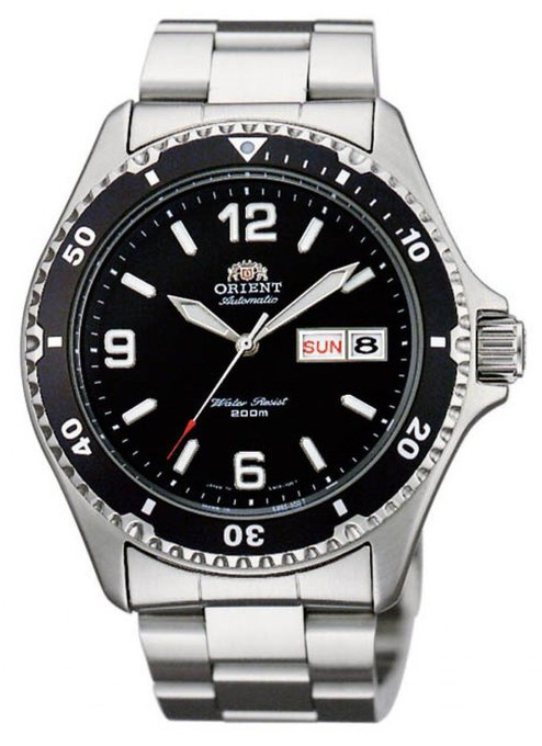 #free #fashion #watches #win #giveaway #np Orient FAA02001B Men's Black Mako II Stainless Steel 200M Diver Watch #rt