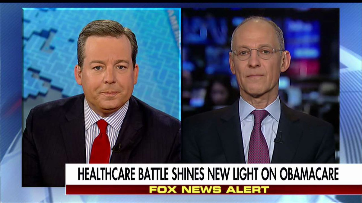 ObamaCare Architect Battles @edhenry: 'Top 1% Are Paying,' That's the Way It Should Be @AmericaNewsroom https://t.co/NKbuqbDTiK