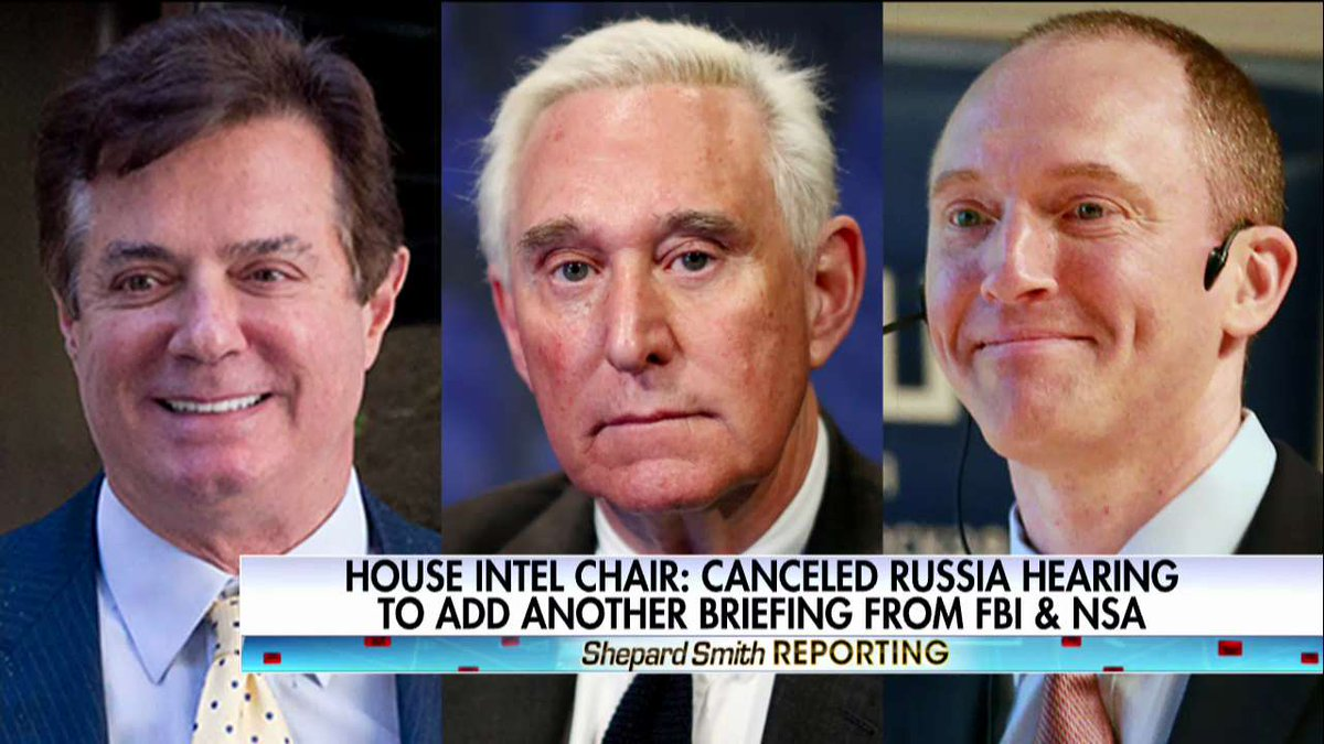 Manafort, Stone and Page Say They'll Talk to House Investigators @ShepNewsTeam https://t.co/sfK8q2ZqLB