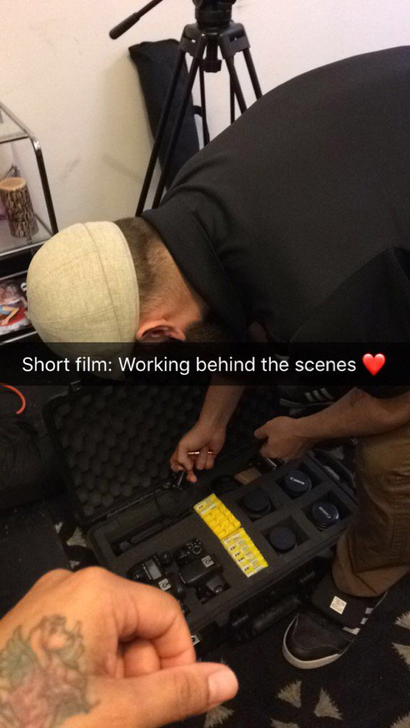 Setting up cameras 🎥 for a action short film 😊❤ #producer #directors #film #shortfilm #movies #castingdirectors https://t.co/gmuYrAsR61