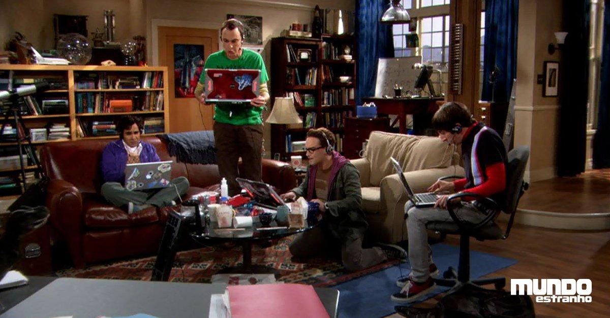 Como são os apartamentos de The Big Bang Theory? https://t.co/ZandIFfMbL