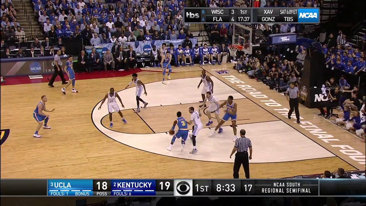 Goloman is the man! #Sweet16 https://t.co/jtWx1TbgZ7