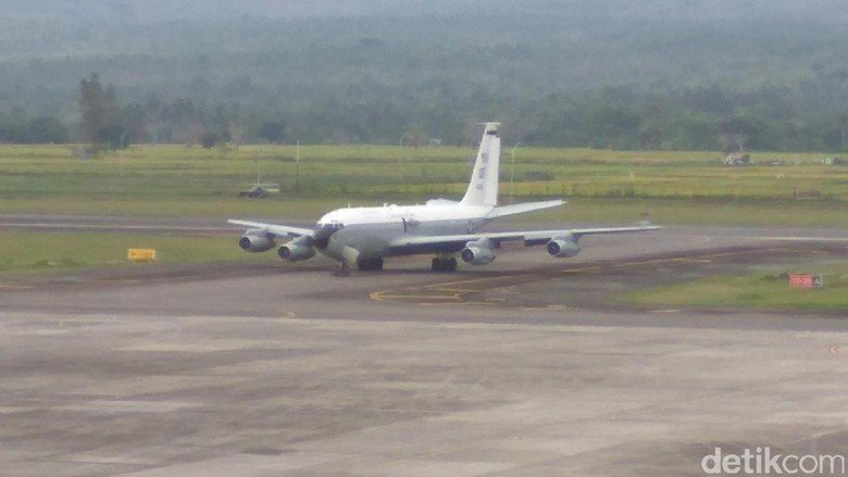 Pesawat Militer AS yang Mendarat di Aceh Rute Diego Garcia-Jepang https://t.co/MbczFwFwxp https://t.co/ugFnmsXscl