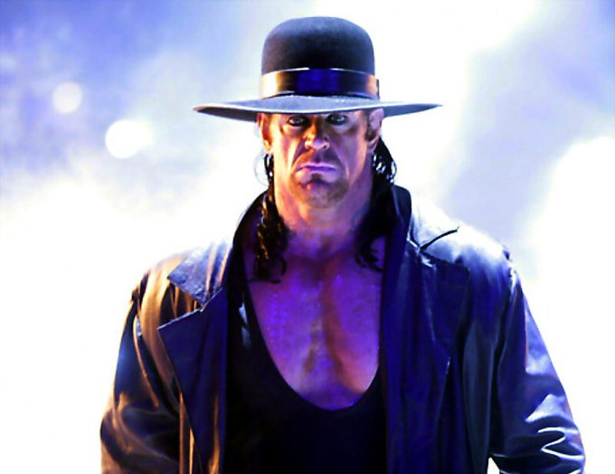 Happy 52nd Birthday to the Phenom, the man from the dark side, the future Hall of famer, The Undertaker.