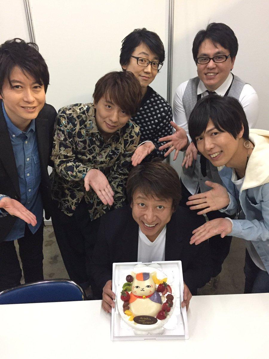アニメジャパン「夏目友人帳」のステージに見に来ていただいた皆様ありがとうございました〜〜。そして、今回も驚かされましたー