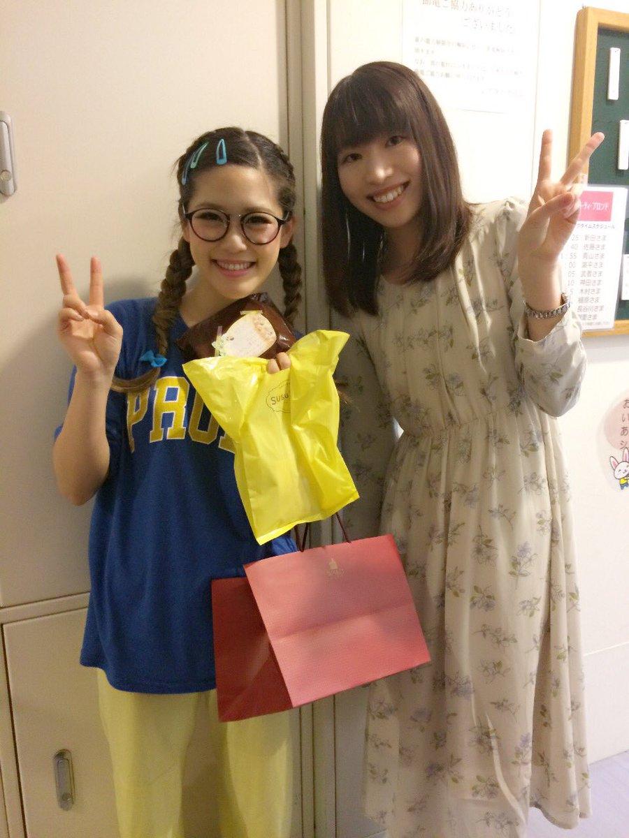 #キューティブロンド 観劇!最高だった♡神田沙也加さんのコメディエンヌっぷりがとても好き♡大学時代の後輩りこ(北川理恵ち