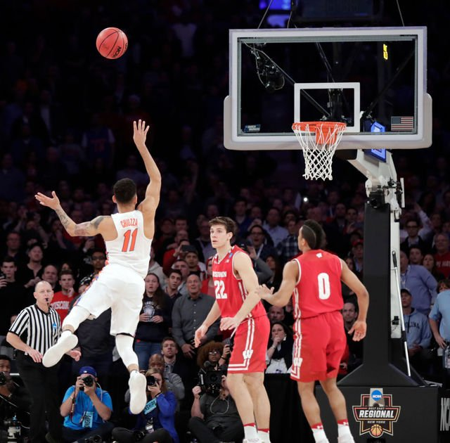Badgers men's basketball: Wisconsin falls to Florida on Chris Chiozza's 3-pointer at the buzzer in overtime