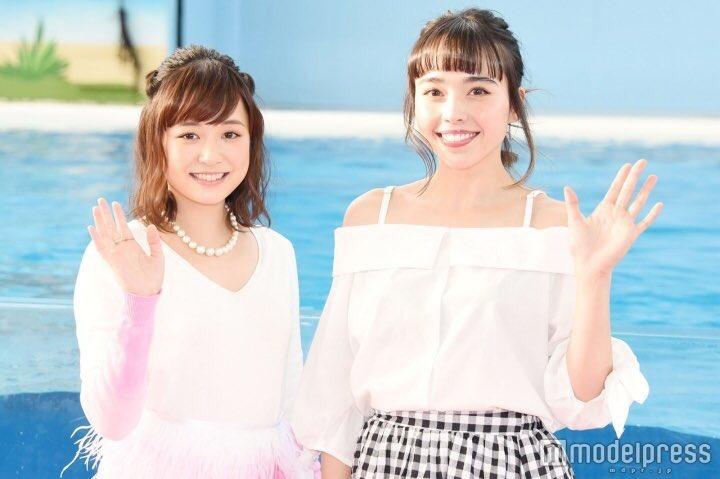昨日は、大原櫻子さんがゲストの「トークイベント&ライブ」でわたしもお話させていただきました🐳💕櫻子ちゃんの「ひら