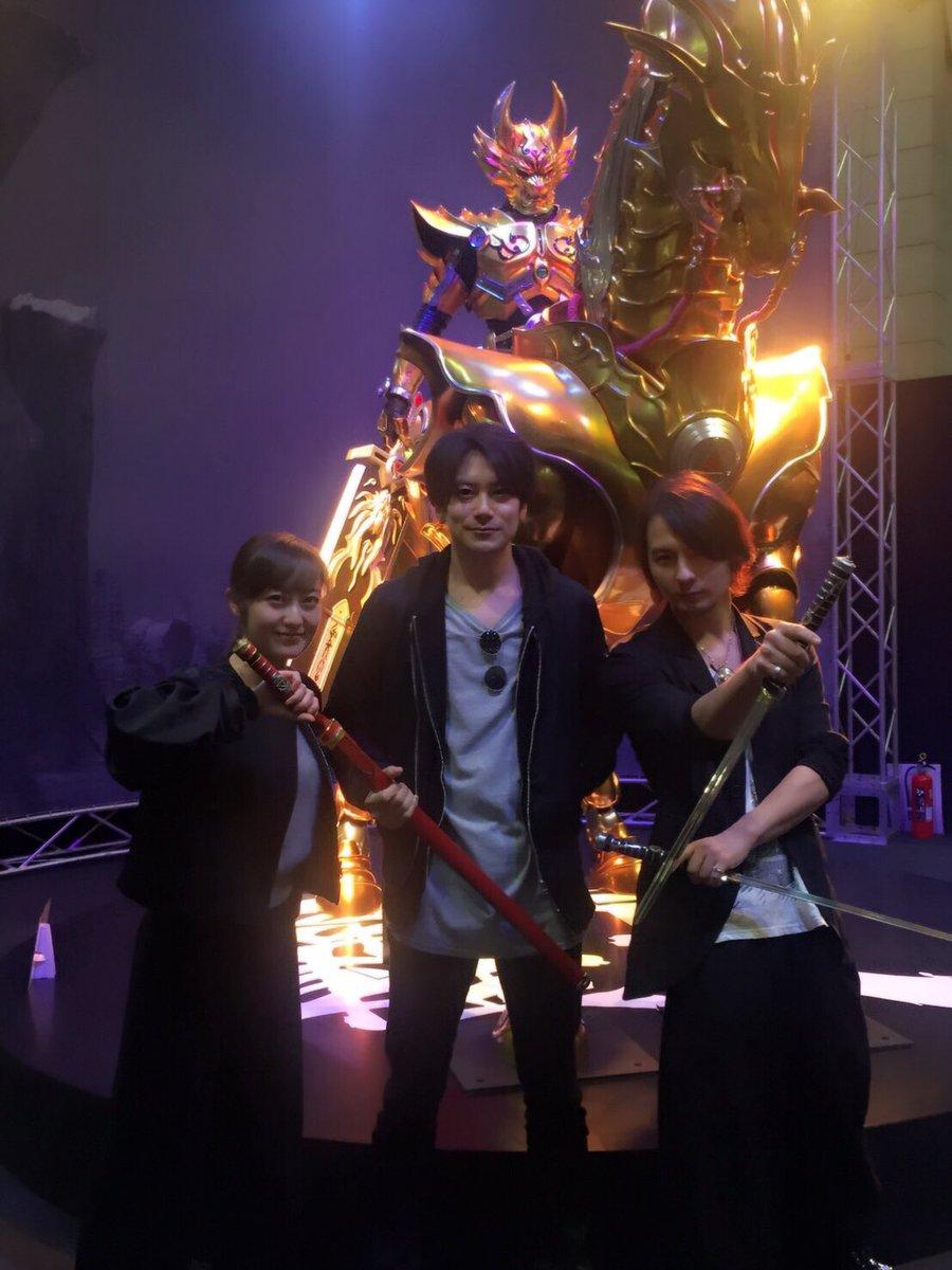 小西くんとメアリちゃんも合流!お越し頂きました皆様ありがとうございました!!サインも書いて行ったよん♪#fujitara