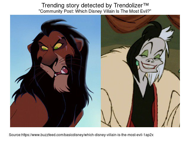 Community Post: Which Disney Villain Is The Most Evil? #BuzzFeed #disney https://t.co/DJkL7a1mT2 https://t.co/4PiTyCgkpn
