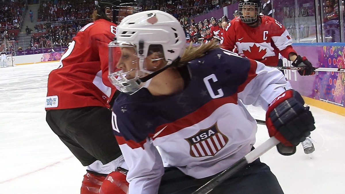 NHL and MLB player unions back U.S. Women's National Hockey team in wage dispute boycott