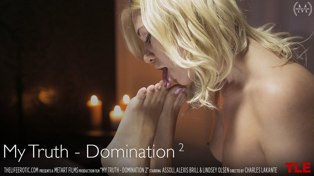 MyTruth - #Domination2 - #AlexisBrill & #Assoli & #Lindsey #TheLifeErotic … https://t.co/dQUXpkFsH4 https://t.co/im1GeUPCmB