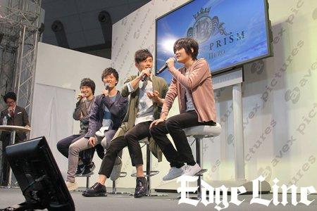 「キンプリ」ステージAnimeJapan 2017内で開催!6月公開の続編へ寺島惇太「期待のハードルは上げてもらって大丈