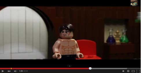 Topical: Fifty Shades of Grey - Lego Trailer https://t.co/wihatimiyz 100 Million book readers can't be  #video 9 https://t.co/CiIjlfKIKz