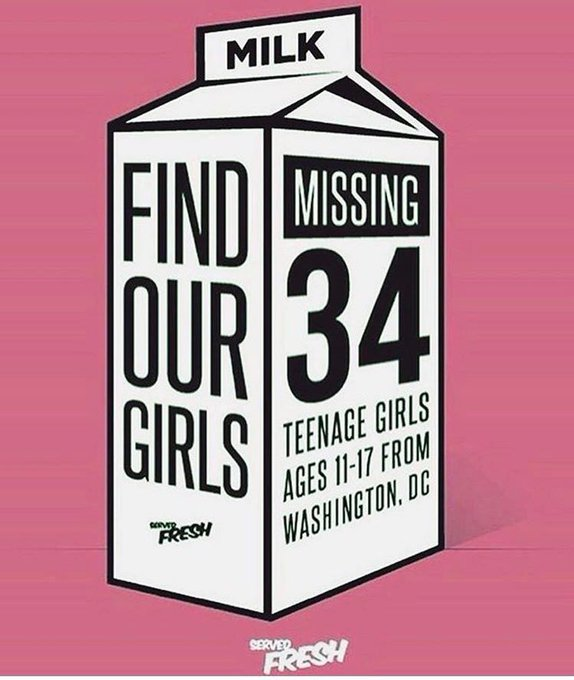 #missingdcteens what on earth is happening in #WashingtonDC and where are these children?! 34 young girls