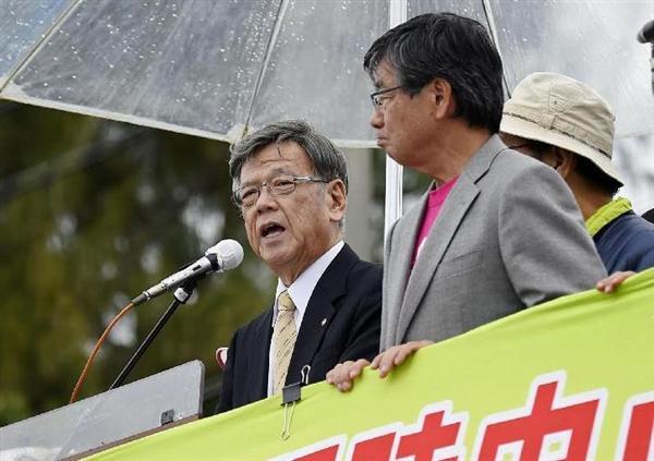 辺野古埋め立て準備最終局面 沖縄知事、承認撤回を明言  https://t.co/ErD3YrumJo