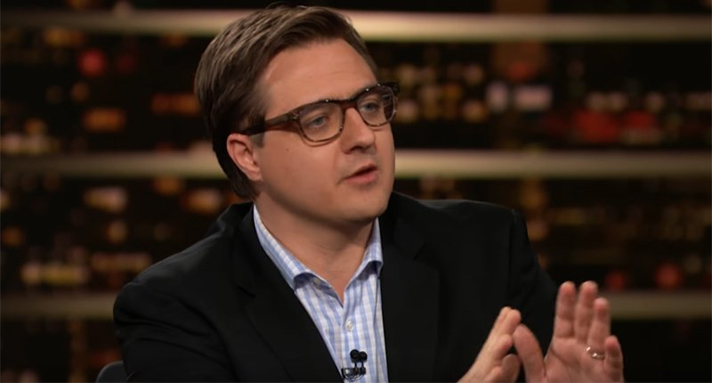 'You don't know anything': Chris Hayes smacks down conservative's ignorance on Muslims in heated Maher panel https://t.co/tH925ZVDnO