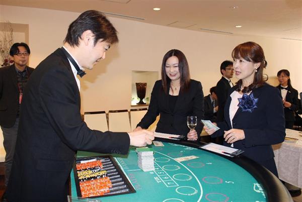 「もう一歩で日本のカジノの夜明け」ディーラー養成校が卒業式 カジノ法成立後初  https://t.co/PXr3Tfp4VM