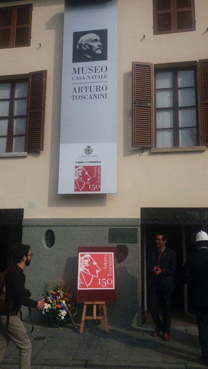 #Toscanini150
