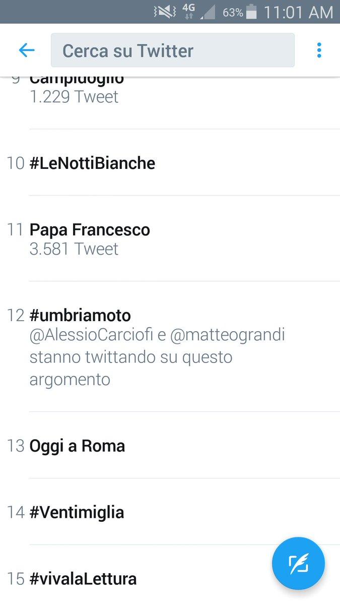 #umbriamoto