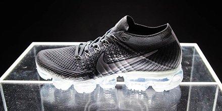 Plush meets peak performance. Stability meets style. @Nike Air #VaporMax meets you.  Dropping 26.03 #KissMyAirs https://t.co/vm6TpY0HQF
