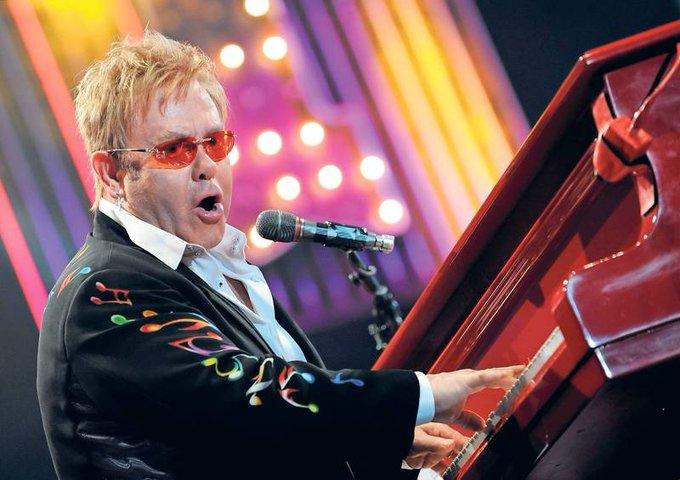 Eine kleine Würdigung eines großen Extravaganten. Happy Birthday, Sir Elton John!