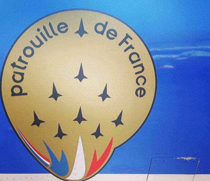 La patrouille de France survolera New-York pour la première fois depuis 31 ans. @joelgaly a rencontré les pilotes https://t.co/rIiHYHsqJC