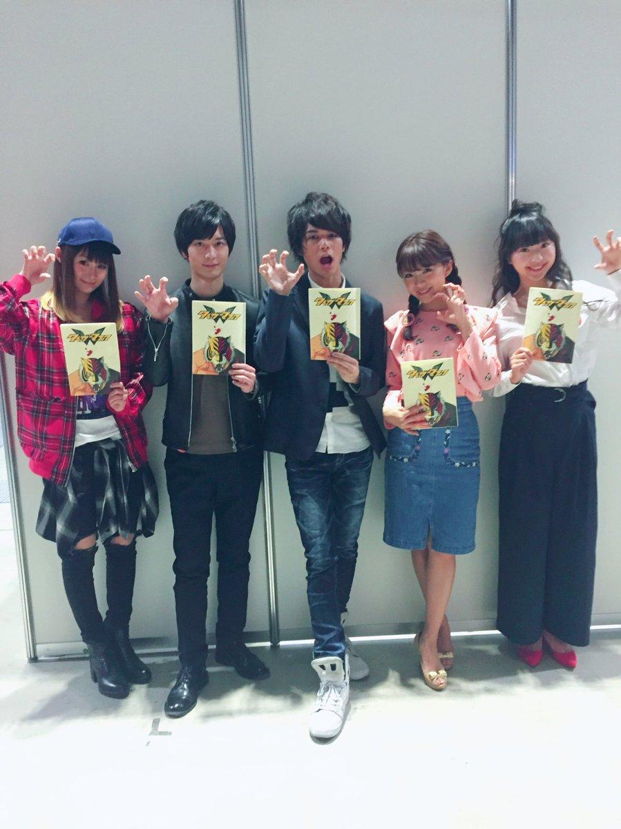 ◎小林ゆうですなう。アニメジャパン『タイガーマスクW』ステージをご覧頂いた皆様ありがとうございました!朗読劇も盛り上がっ