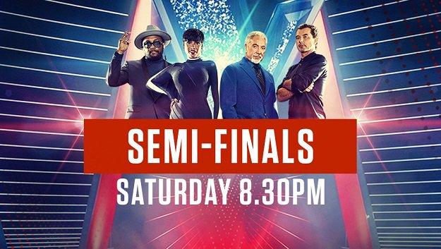 The Voice UK 2017 semi-final contestants revealed https://t.co/iAjnhOkBPw