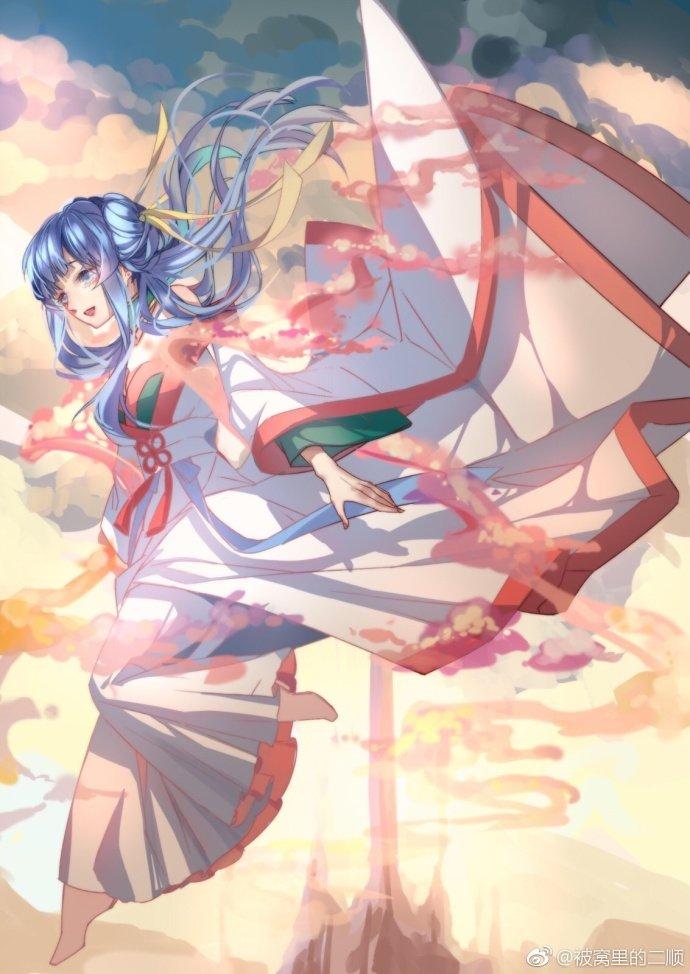 この瑠璃仙はとても綺麗です ╮( ̄▽ ̄)╭      #霊剣山 #reikenzan