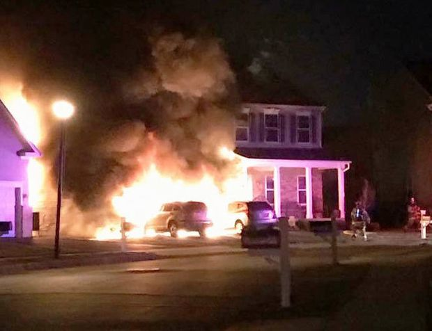 Blaze causes 'extensive' damage to house, leaves family homeless https://t.co/i0dge6XhDy
