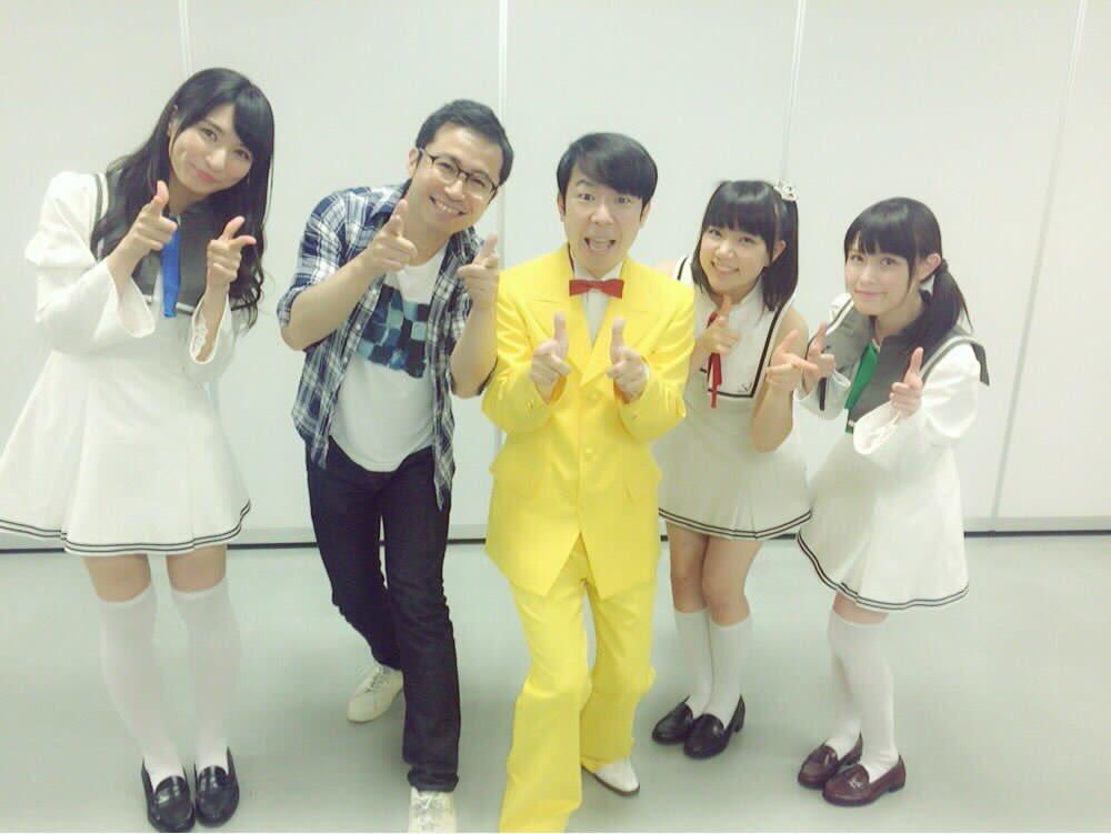 今日 #AnimeJapan で#アイカレ が歌ったのは#庶民サンプル のOP「イチズレシピ」4/10リリースの新曲「パ