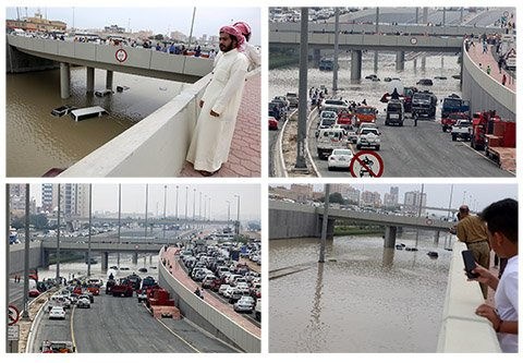 Kuwait to name, shame complacent personnel after rain damage