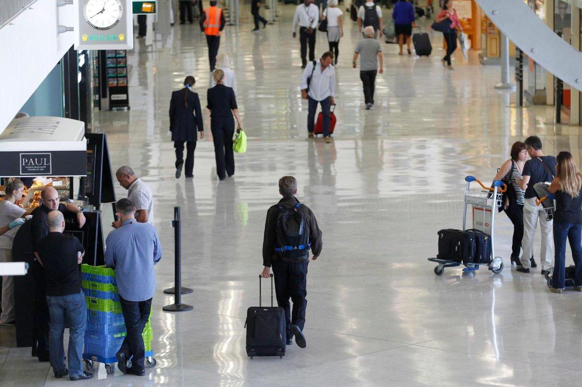 À la decouverte de ces «profileurs» très discrets qui protègent les aéroports parisiens ➡️ https://t.co/h5Vg3z0IES