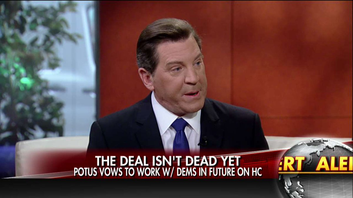 .@ericbolling: 'I don't know why they didn't do [tax reform] first.'