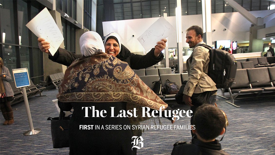 """Read the first installment of the ongoing series """"The Last Refugee,"""" by @jrussglobe and @SuzanneKreiter. https://t.co/jBfb0NcYAC"""