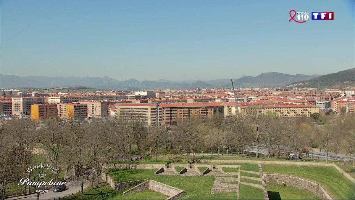 Week-end à Pampelune, cite médiévale a nord de l'Espagne https://t.co/c88i1beoGu
