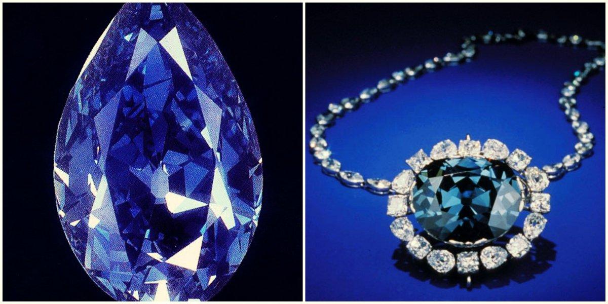 A maldição do diamante Hope e outras pedras preciosas zicadas  https://t.co/6vVYboDX6V