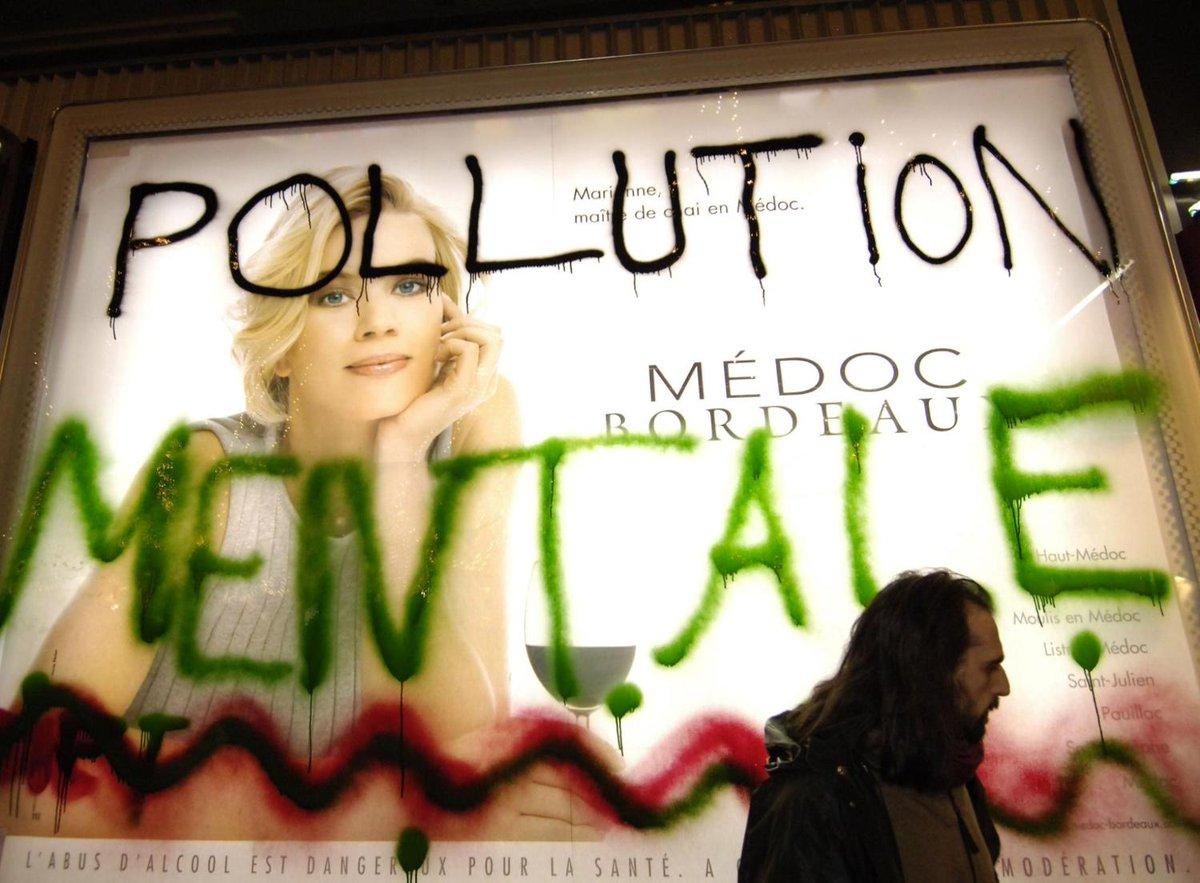 Qui sont les acteurs du mouvement antipub en France? #subvertthecity ➡️ https://t.co/PdVEWQIf3J