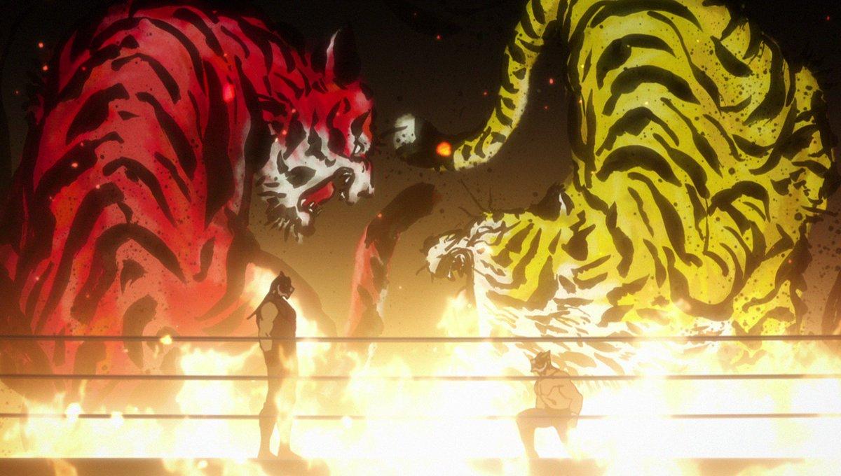 【このあと放送!】本日深夜2:35~ #タイガーマスクW 24話では、先週に引き続きウォーゲームが展開中です!一足先に上