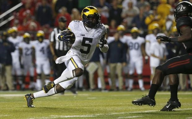 'The star of the show was Jabrill Peppers.' Former Michigan S/LB shines at Pro Day https://t.co/WR7Ru4JPsI