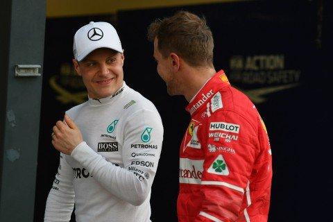 ボッタス「3位にがっかり。決勝ではスタートの強さを武器に戦いたい」:メルセデス F1オーストラリア土曜  #F1 #f1