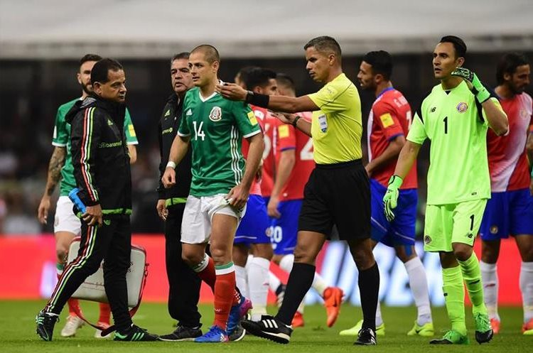 México vence a Costa Rica, y Trinidad y Tobago sorprende a Panamá