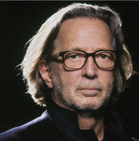 Happy 72nd birthday to Eric Clapton!