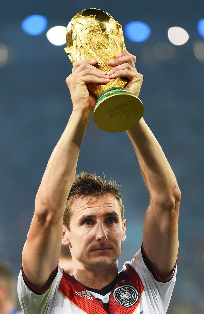 European footballers with 70 goals and 100 caps miroslav klose